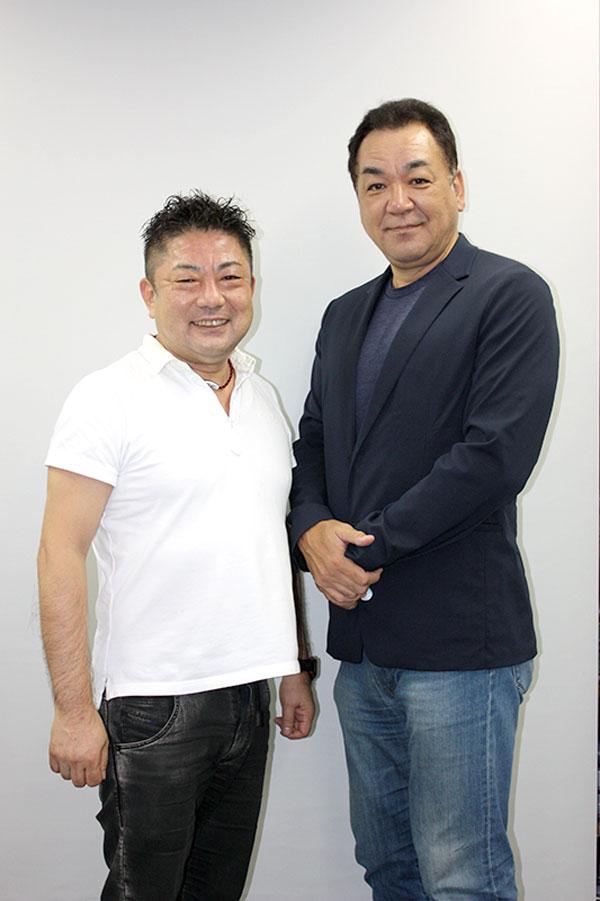 森社長と槇原さん